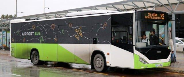 Malta havaalanı otobüsü