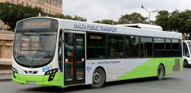 Malta ulaşım bilgi