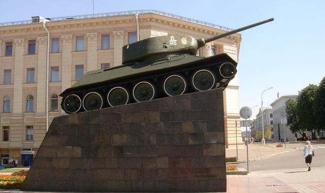 Minsk gezilecek noktalar