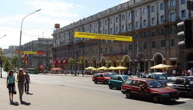 Minsk gezi
