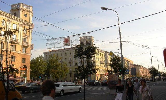 Minsk yaşam