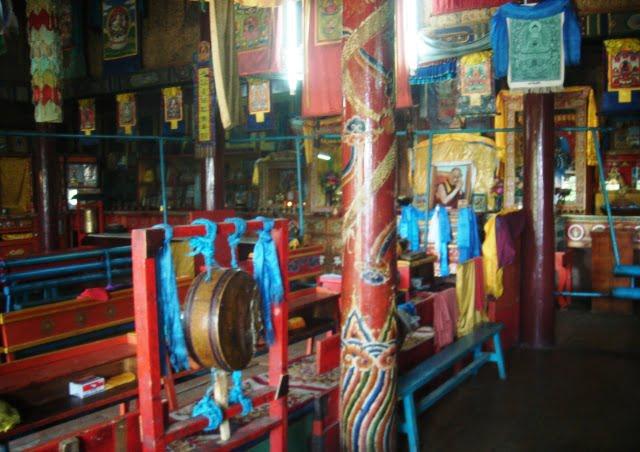 Moğol ibadethane