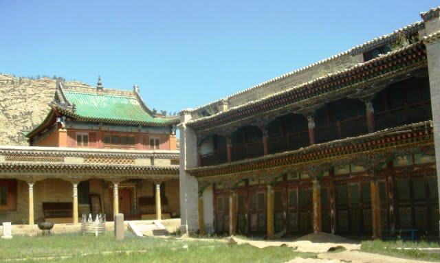 Moğolistan fotoğrafları