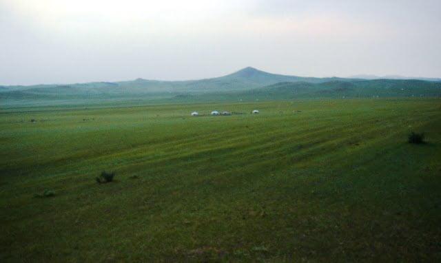 moğolistan seyahati