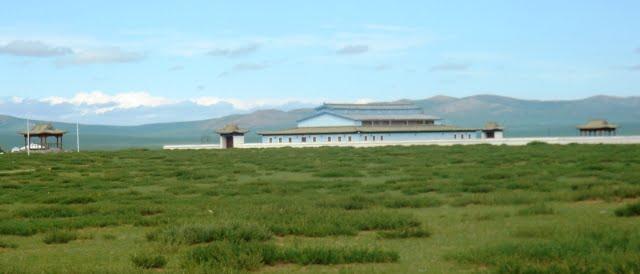 Moğolistan Türk