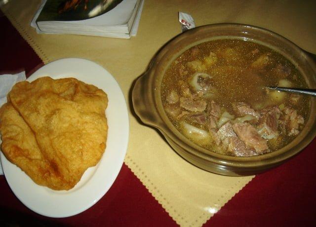 moğolistan yemekleri