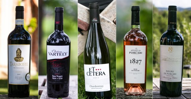 Moldova şarapları