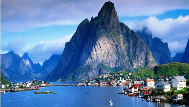 Norveç gezi