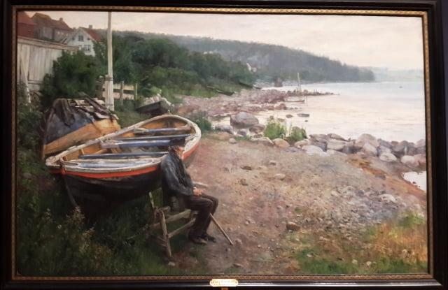 Norveç sanat eserleri