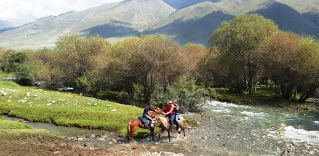 Orta Asya yaşam