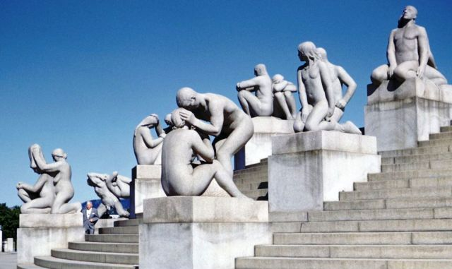 heykel parkı
