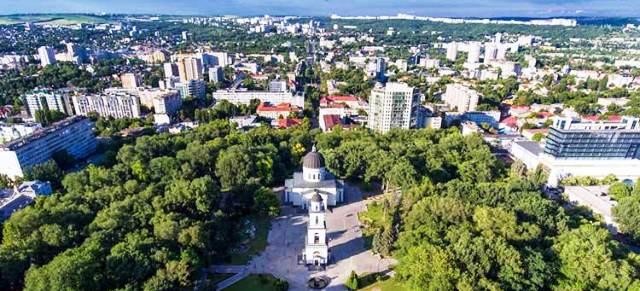 Pasaportsuz Moldova tatil