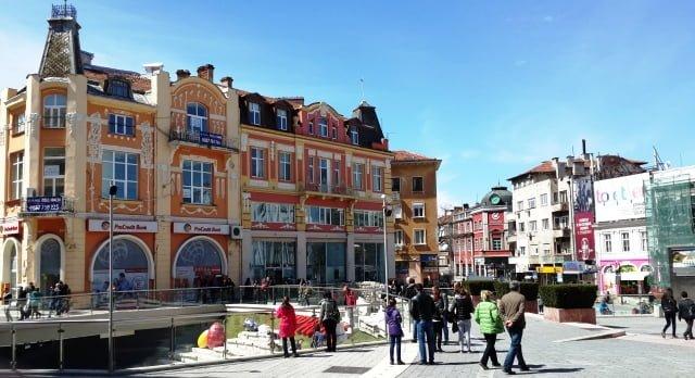 Plovdiv merkezi