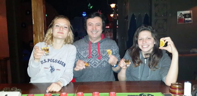 Plovdiv gece eğlence