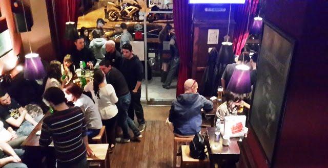 Plovdiv gece kulübü bar