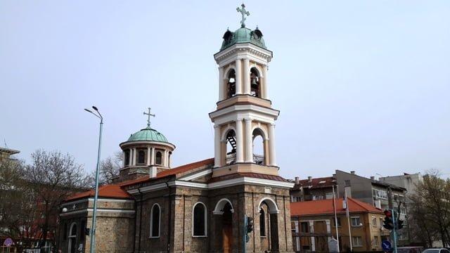 Plovdiv kilise