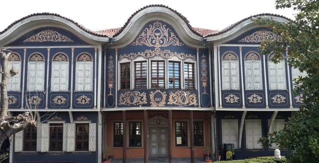 Plovdiv müze