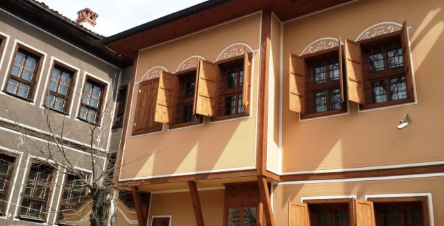 Plovdiv Osmanlı eserleri