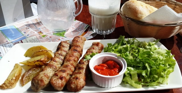 Plovdiv yemek