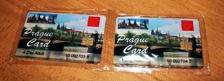 Prag indirim kartı