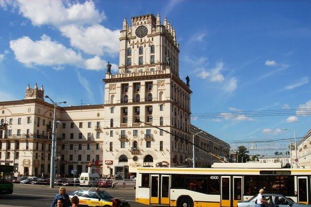 privokzalnaya square minsk