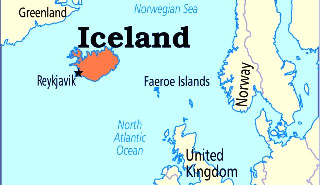 Reykjavik nerede