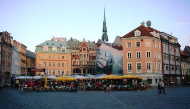 Riga eski kent
