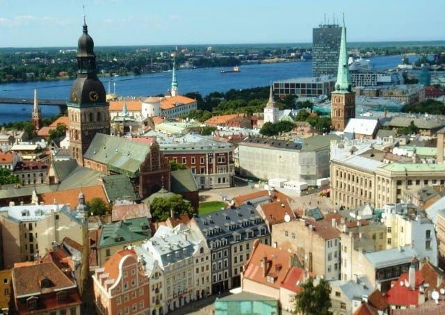 Riga görülecek yerler