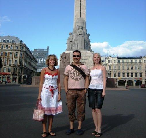Riga gezi turu