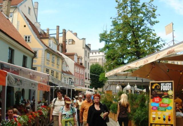 Riga gezi yazıları