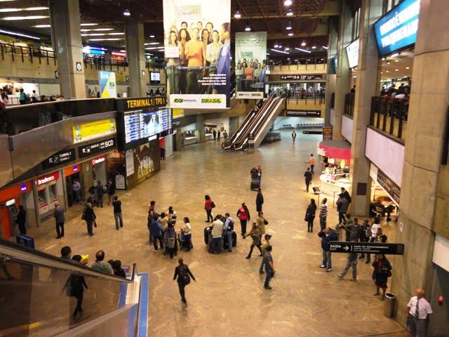 GRU sao paulo havaalanı