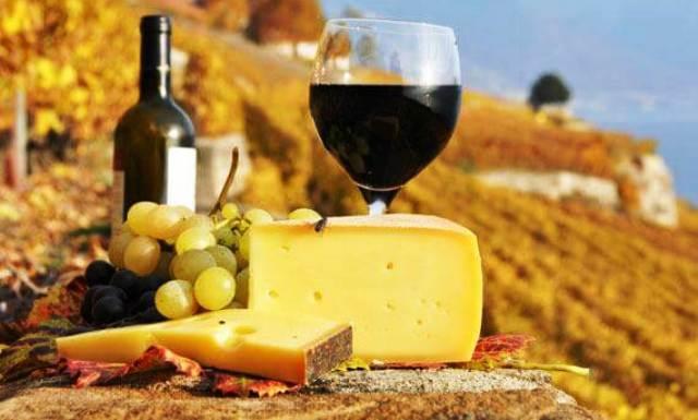 şarap peynir