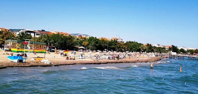 Şarköy plaj