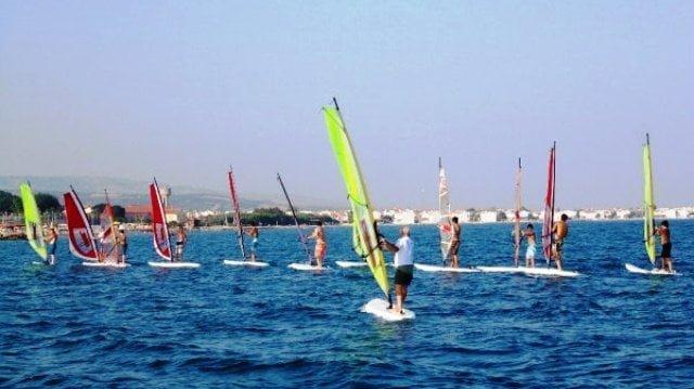 Şarköy rüzgar sörfü