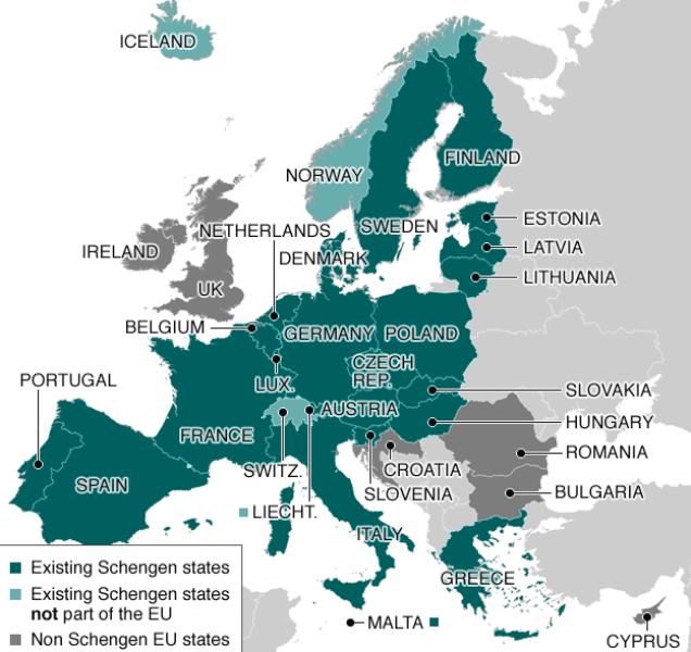 Schengen vize