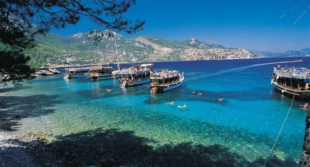 Selimiye deniz tatil