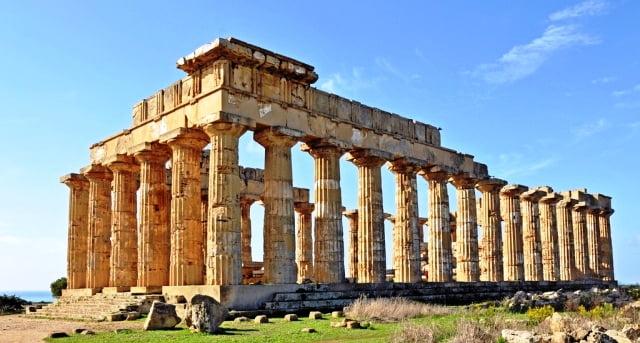 Sicilya tarihi yerler