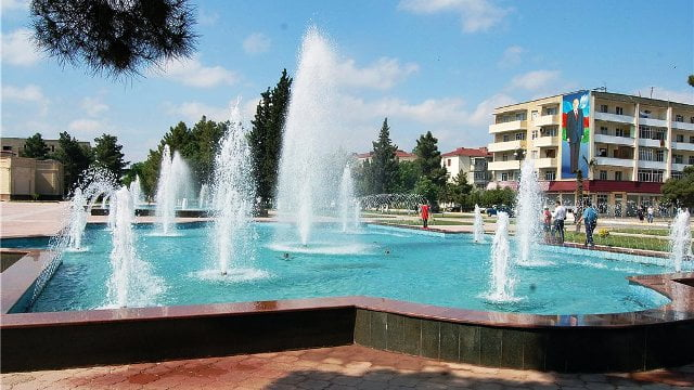 sirvan azerbaycan gezi notları