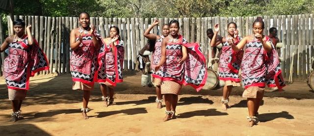 Swaziland dansları