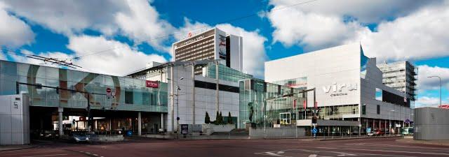 Tallinn alışveriş merkezleri