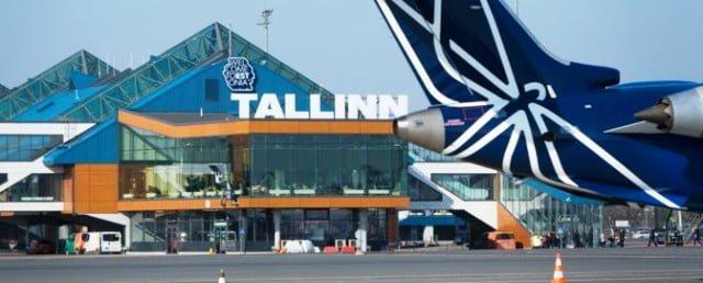Tallinn Havalimanı ulaşım