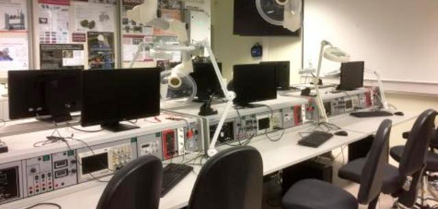 Tallinn Teknoloji Üniversitesi Mekatronik Mühendisliği Bölümü