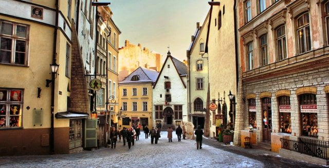 Tallinn yaşam şartları