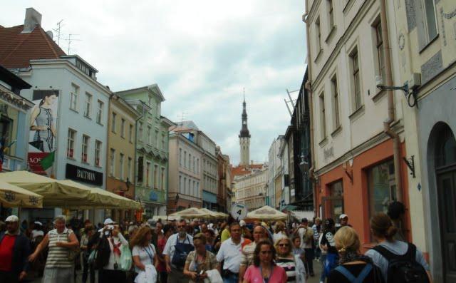 Tallinn yaşam şartları hakkında bilgi