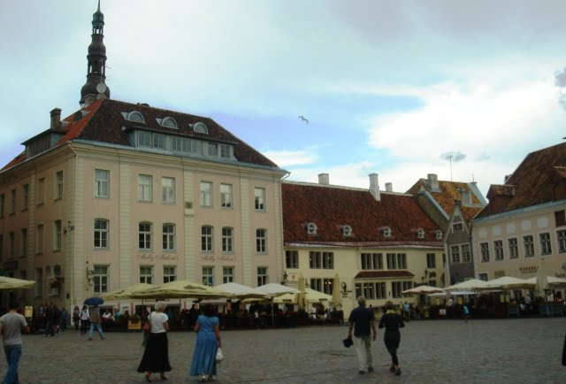 Tallinn yaşam koşulları