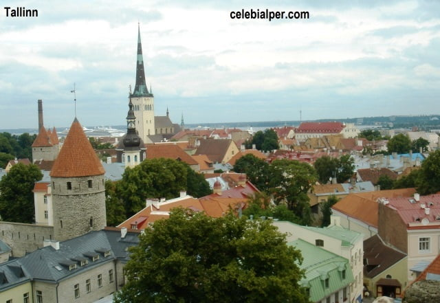 Tallinn Estonya