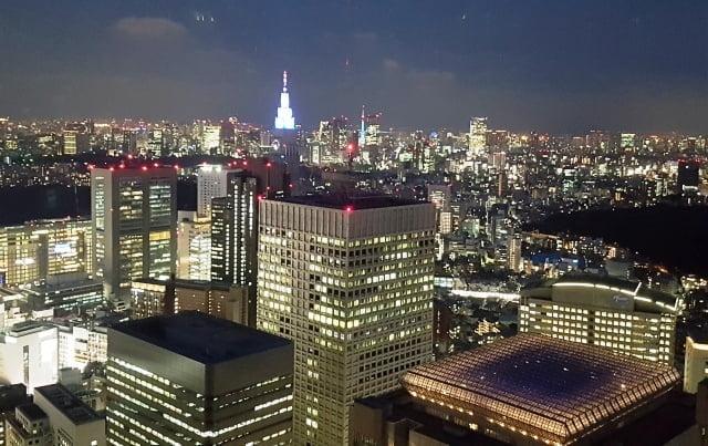 Tokyo mimari