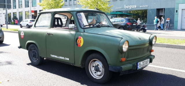 Trabant East Germany
