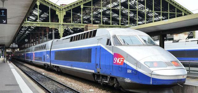 Trenle Fransa'ya nasıl gidilir
