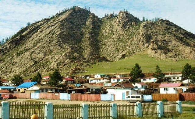 Tsetserleg Mongolia
